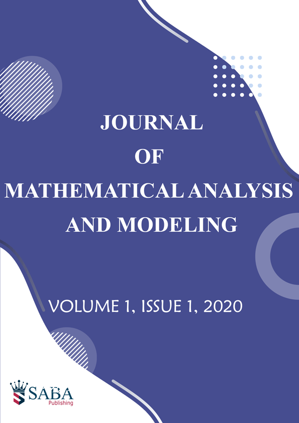 View Vol. 1 No. 1 (2020): Journal of Mathematical Analysis and Modeling